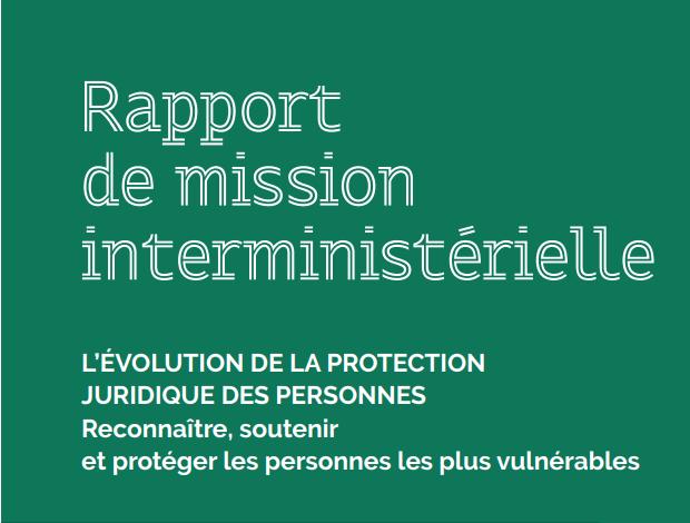 Rapport De Mission Interministerielle